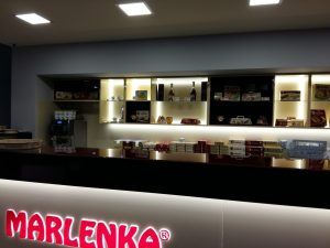 Kavárna Marlenka